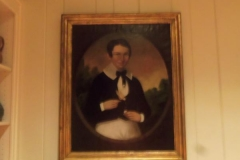 Wonderful portrait of Abel C. Thomas - 1836 A Universalist evangelist, minister, journalist and historian from Berks County, Pennsylvania The portrait dates to 1836 - during this time, Thomas visited Lowell, Massachusetts appointment only