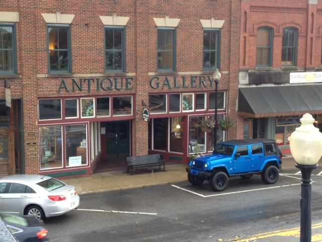 Cartersville Antique Gallery Historic Downtown Square
